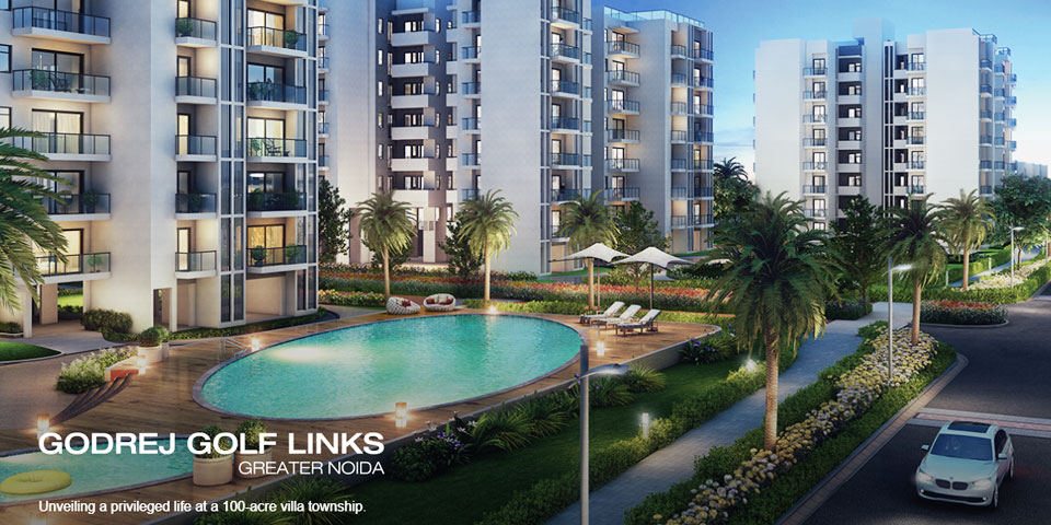 Godrej Golf Link Villas - Sector 27, Greater Noida