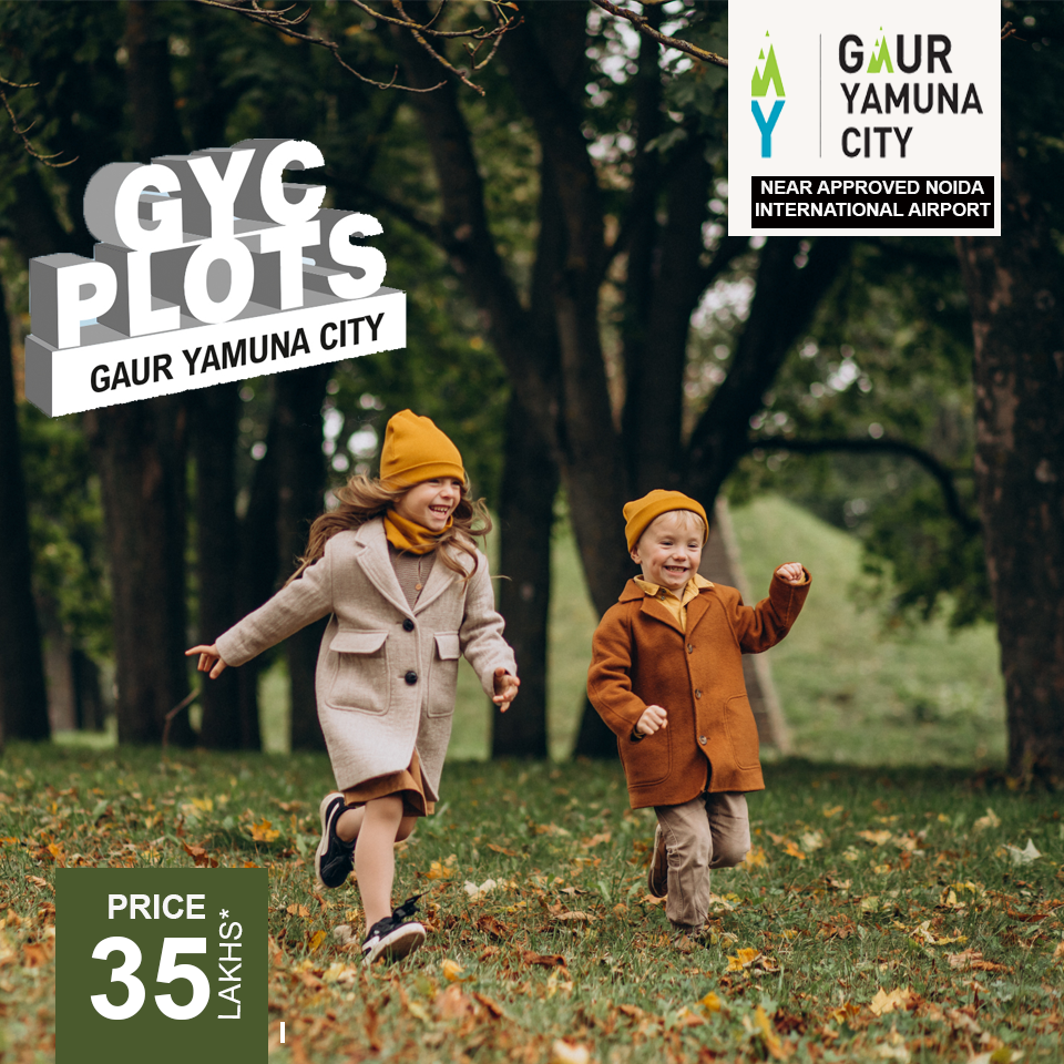 Be a Smart Investor, Choose GYC Plots to Invest at Yamuna Expressway @ 9911-48-7788